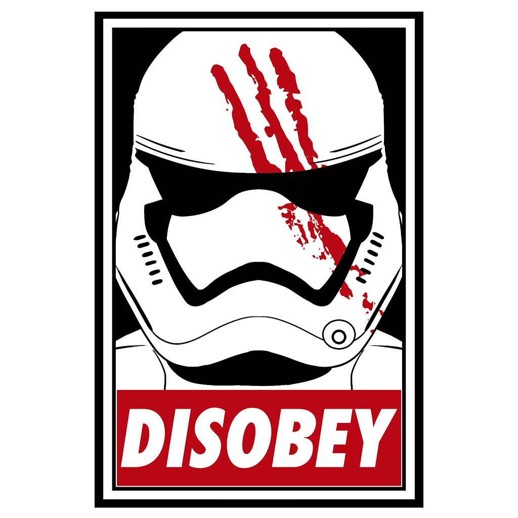 TeeTee: Disobey White Edition