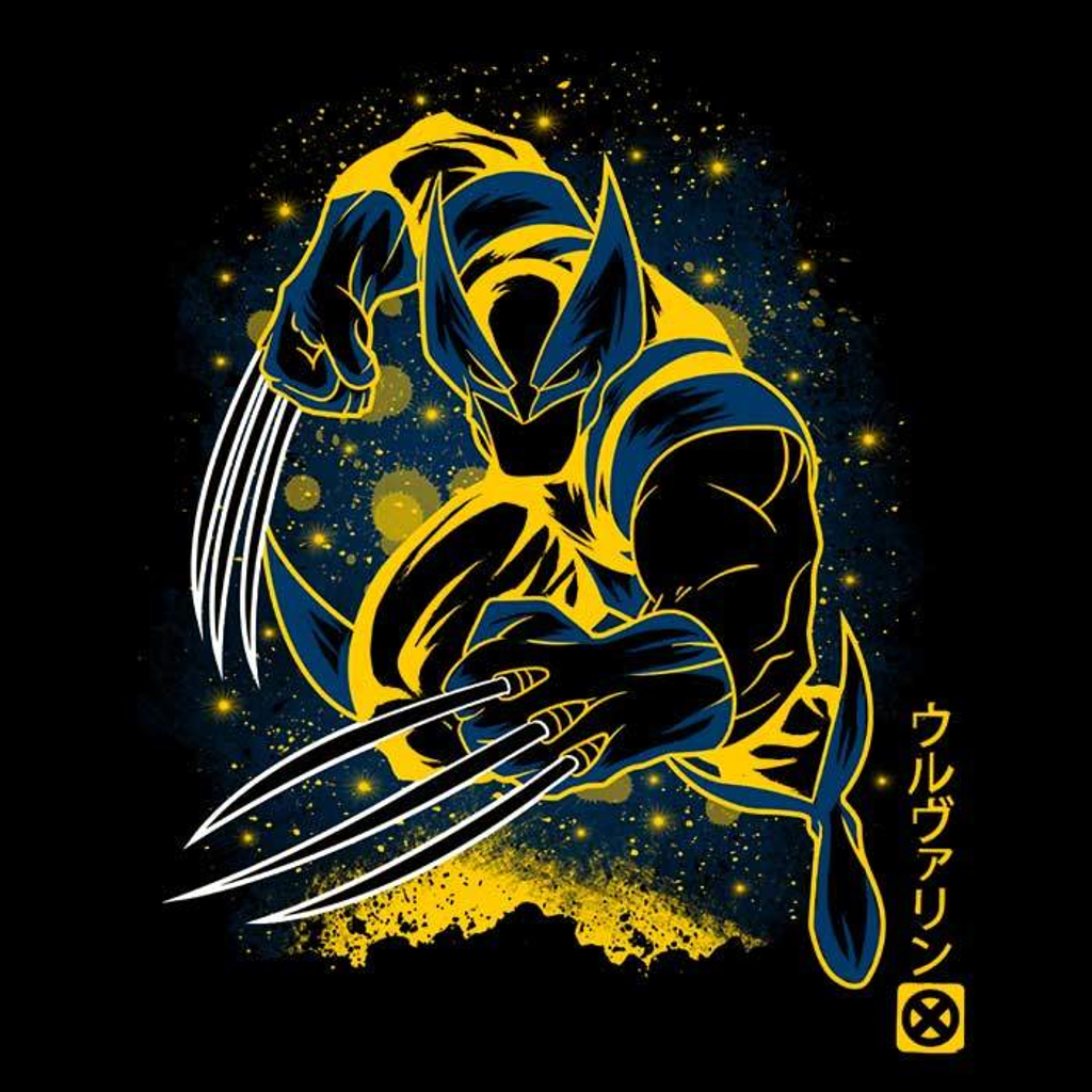 Once Upon a Tee: The Adamantium