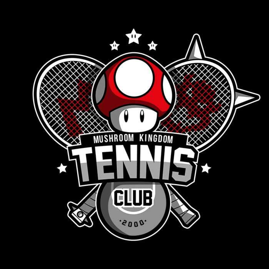 Once Upon a Tee: Tennis Club
