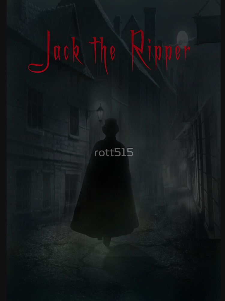 RedBubble: Jack the Ripper