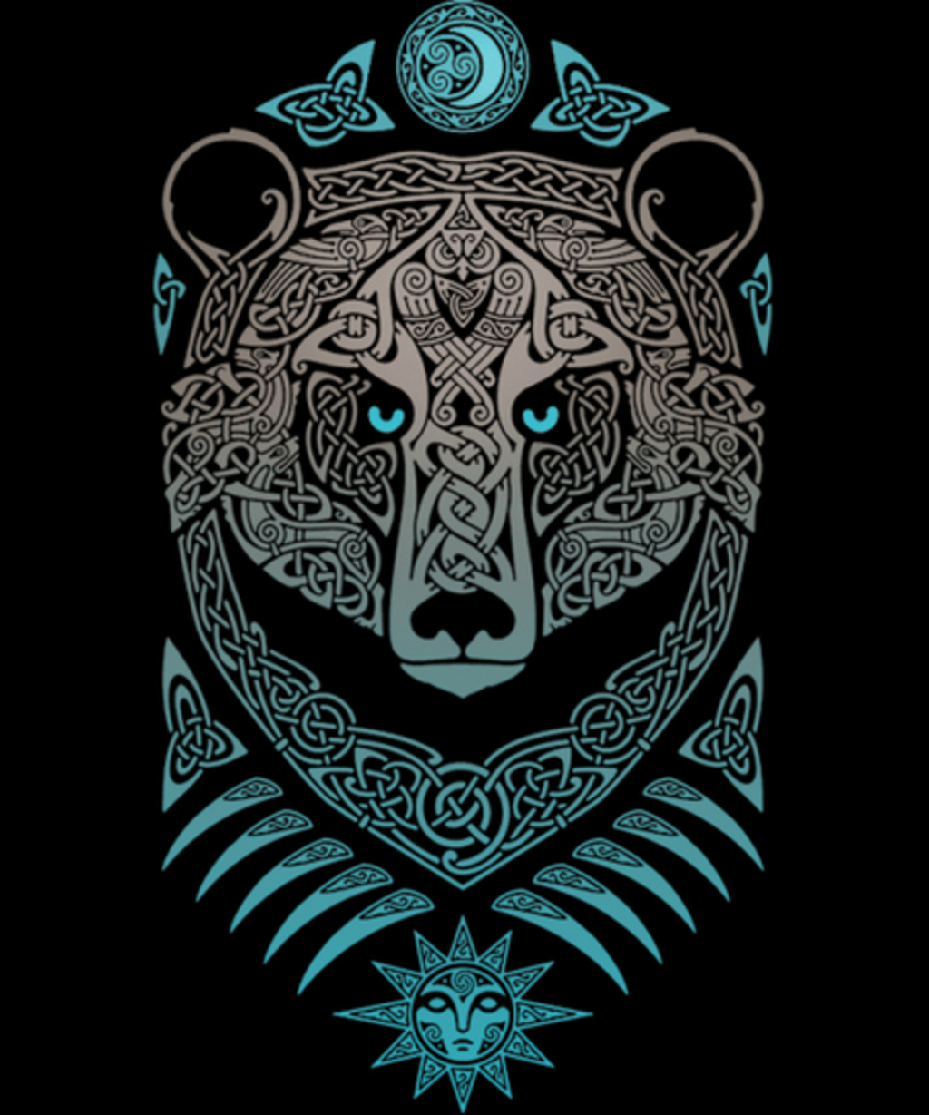 Qwertee: Forest Lord