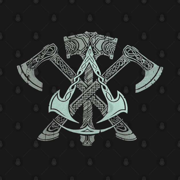 TeePublic: Assassins Creed Valhalla Viking