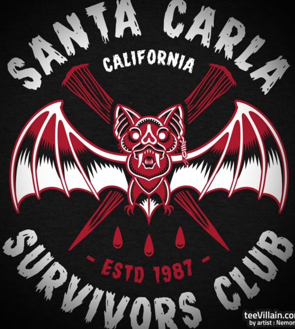 teeVillain: Survivors Club