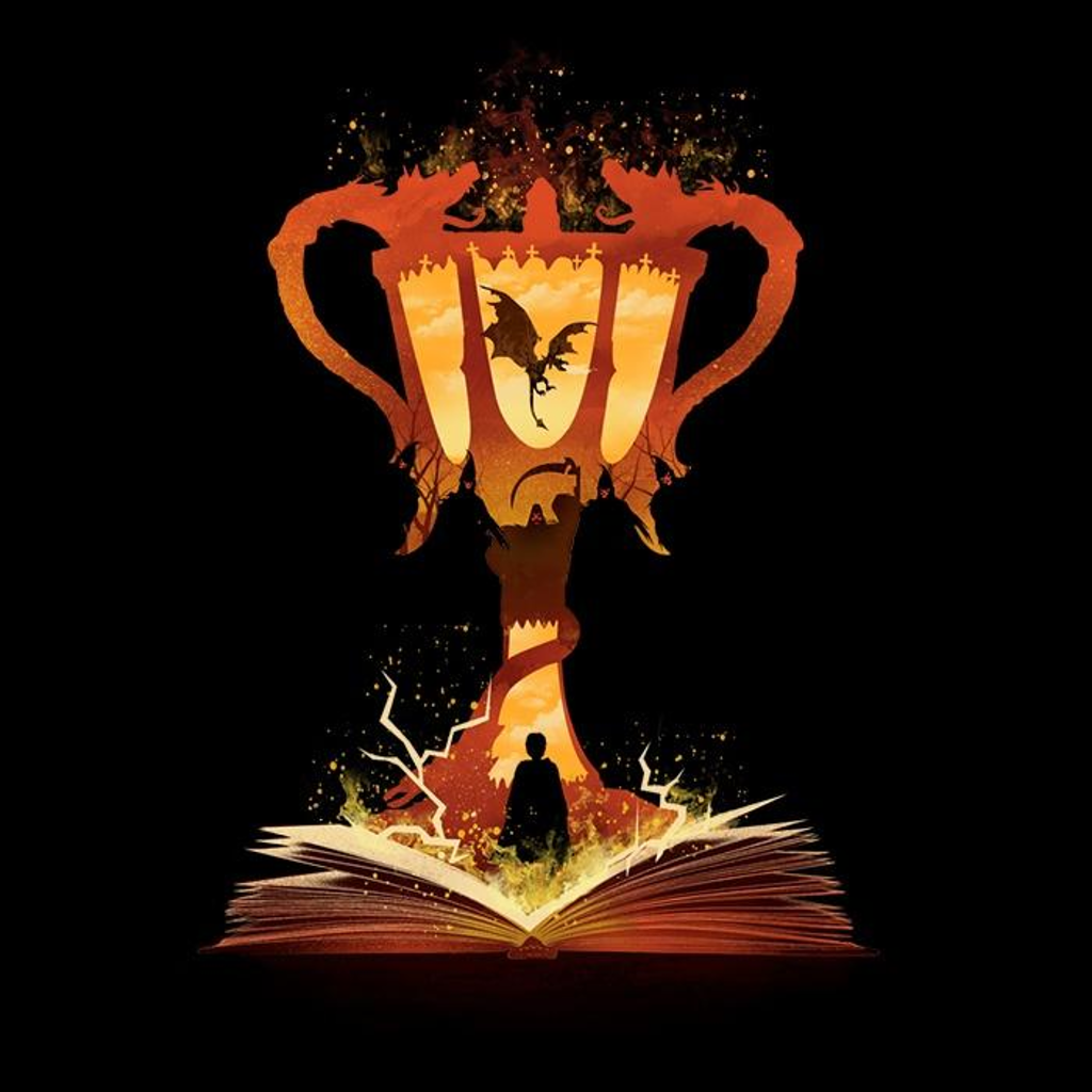 Once Upon a Tee: The 4th Book of Magic