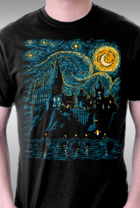 TeeFury: Starry School
