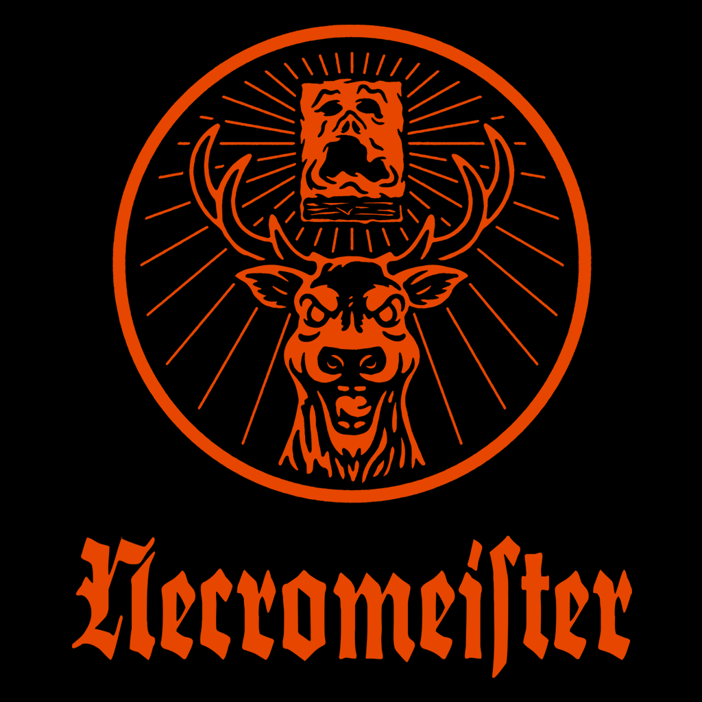 Pop-Up Tee: Necromeister