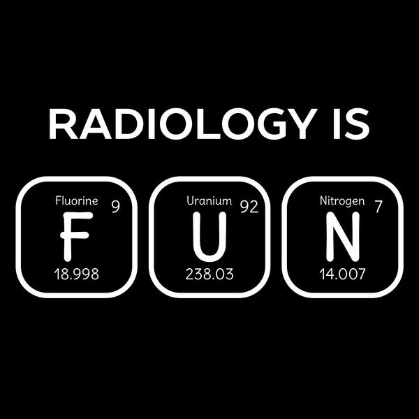NeatoShop: Radiology Is Fun Periodic Table