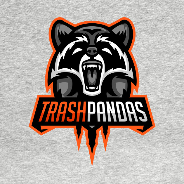 TeePublic: Team Trash Pandas