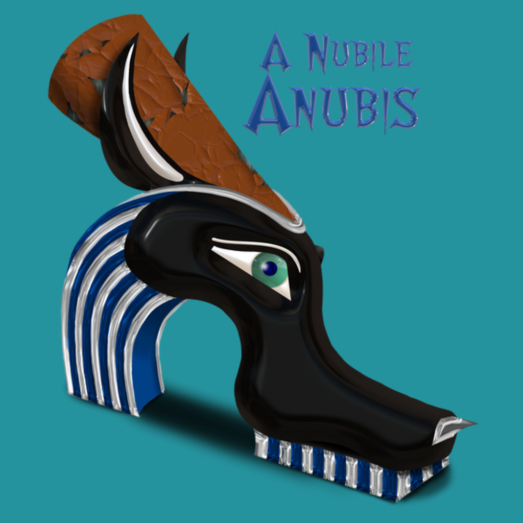 NeatoShop: A Nubile Anubis Ancient Egyptian God