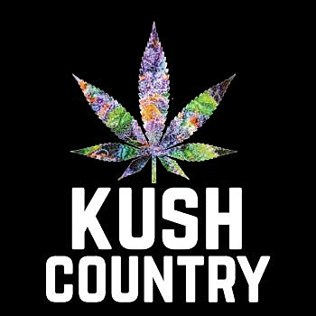 BustedTees: Kush Country