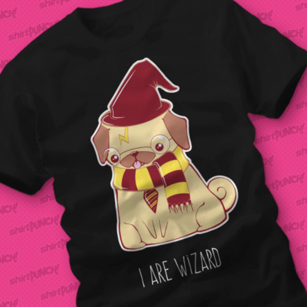 ShirtPunch: Hairy Pugger