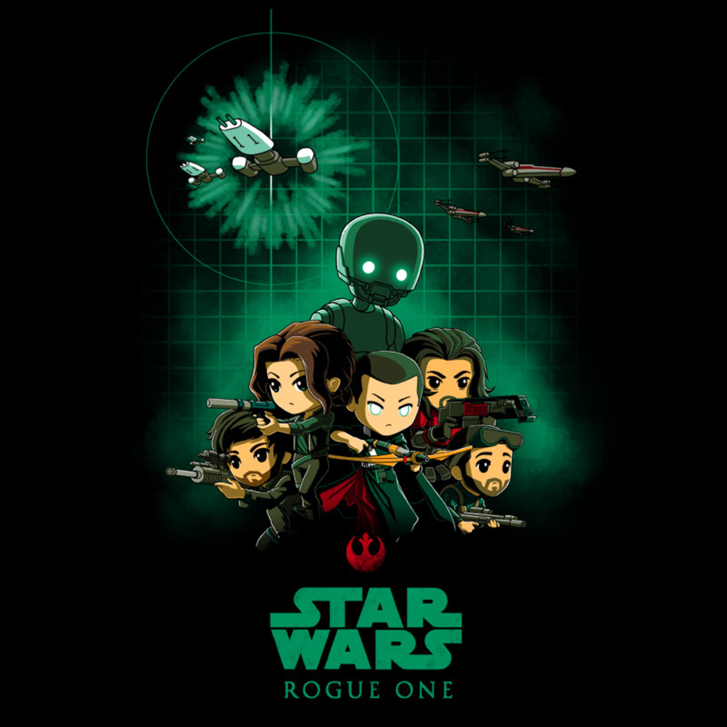 TeeTurtle: Rogue One: A Star Wars Story