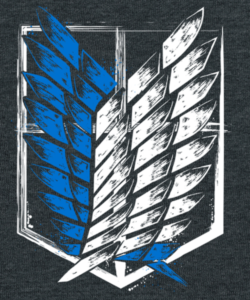 Qwertee: Wings of Freedom
