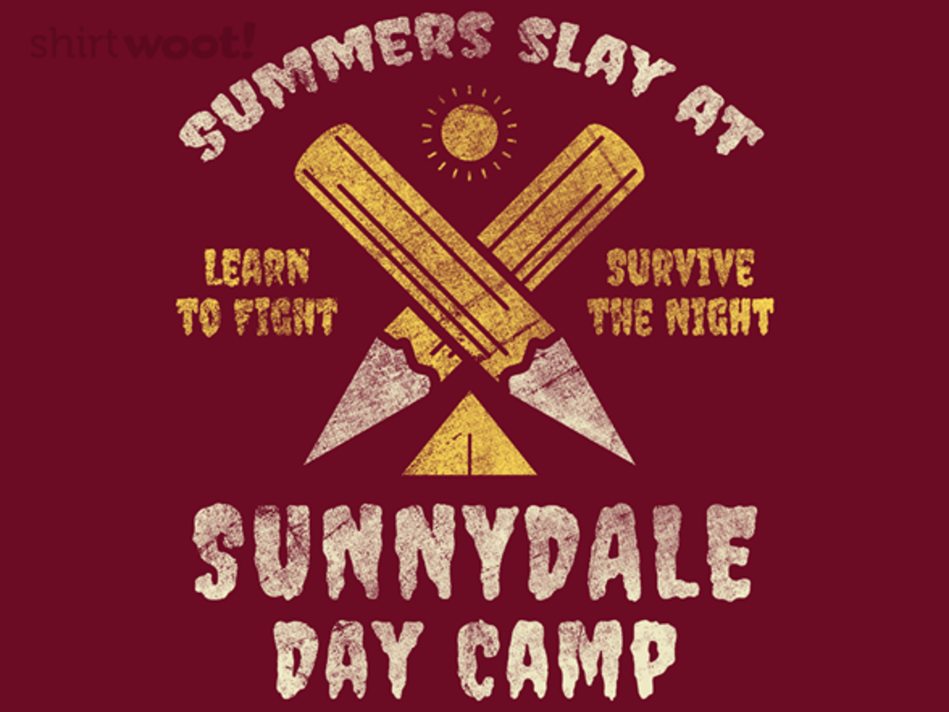 Woot!: Sunnydale Day Camp