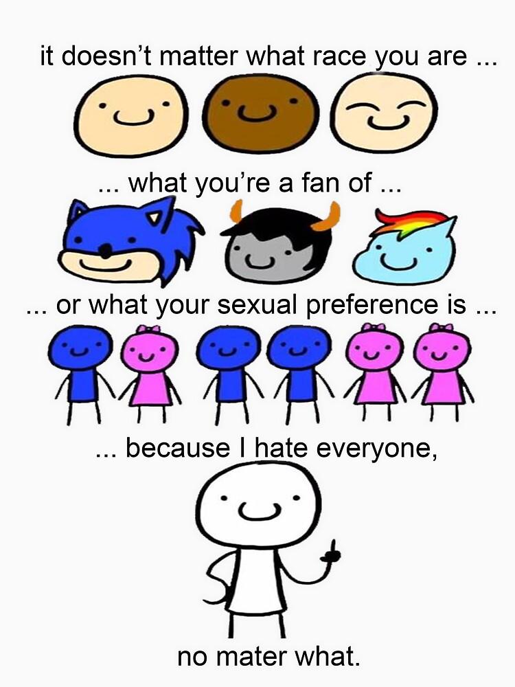 RedBubble: I hate everyone