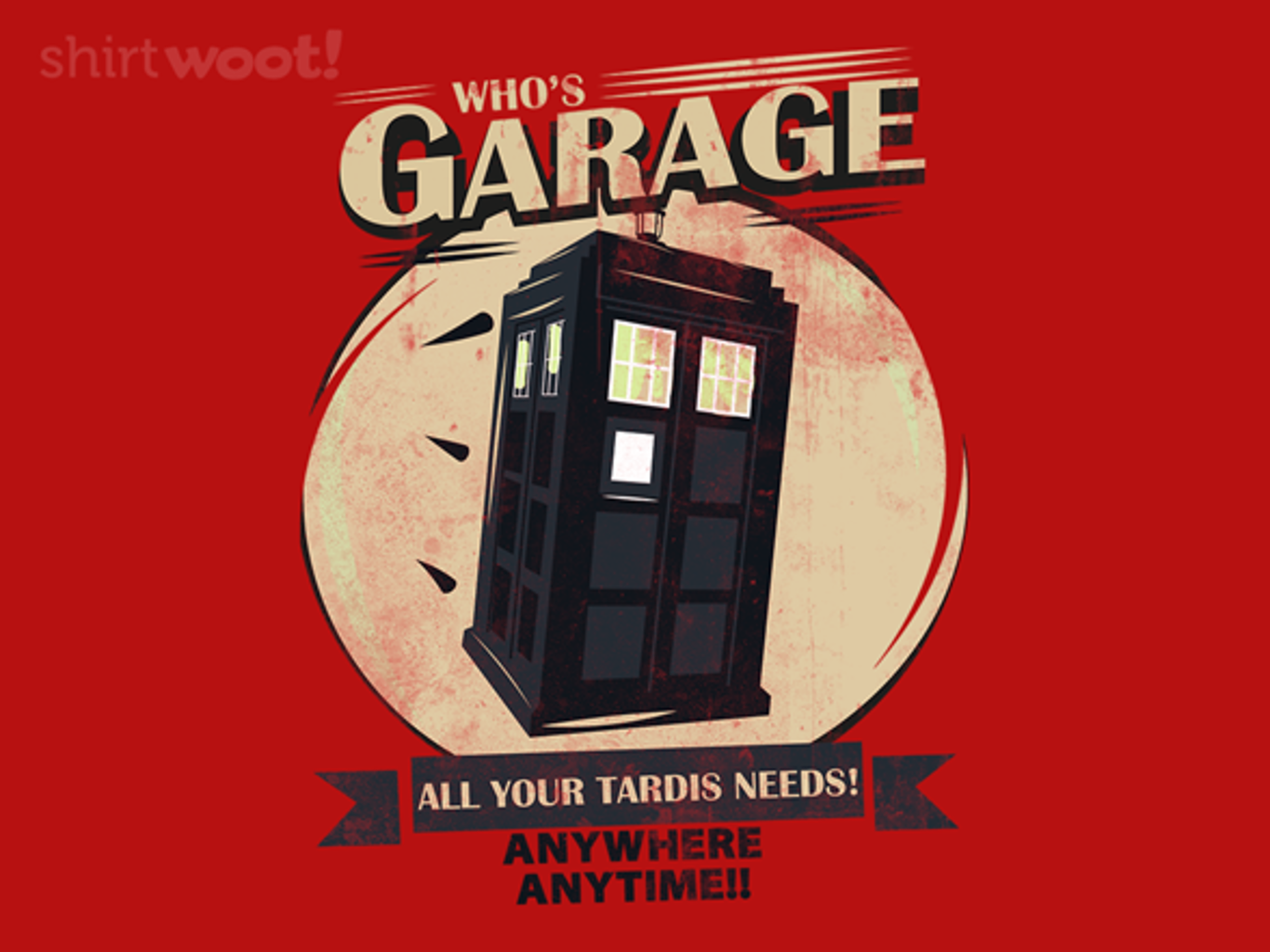Woot!: Who's Garage
