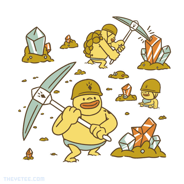 The Yetee: Mine Bros.