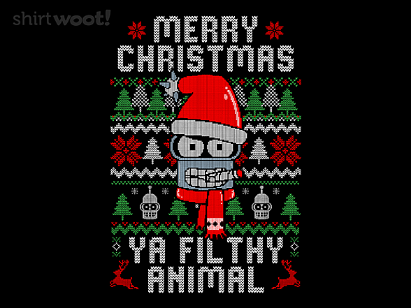 Woot!: Merry Christmas Ya Filthy Animal