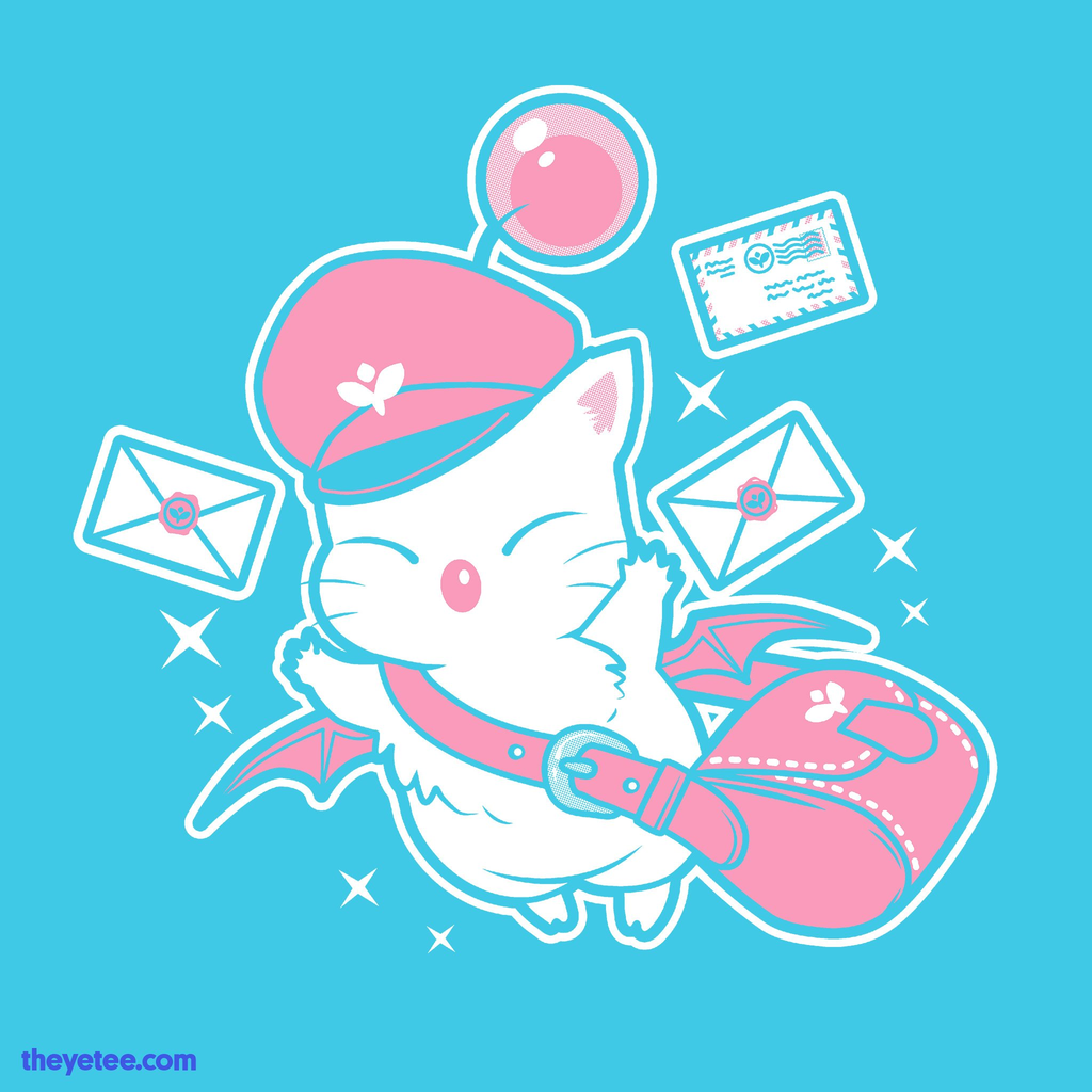 The Yetee: You've got mail, kupo!