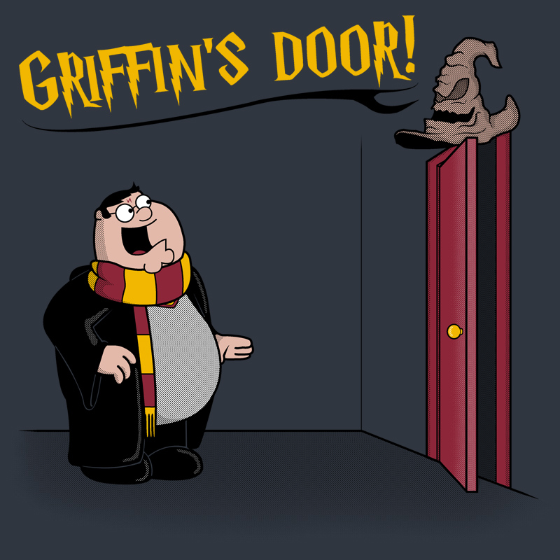 Griffin´s Door!  sc 1 st  Day of the Shirt & Griffin´s Door! from Pampling | Day of the Shirt
