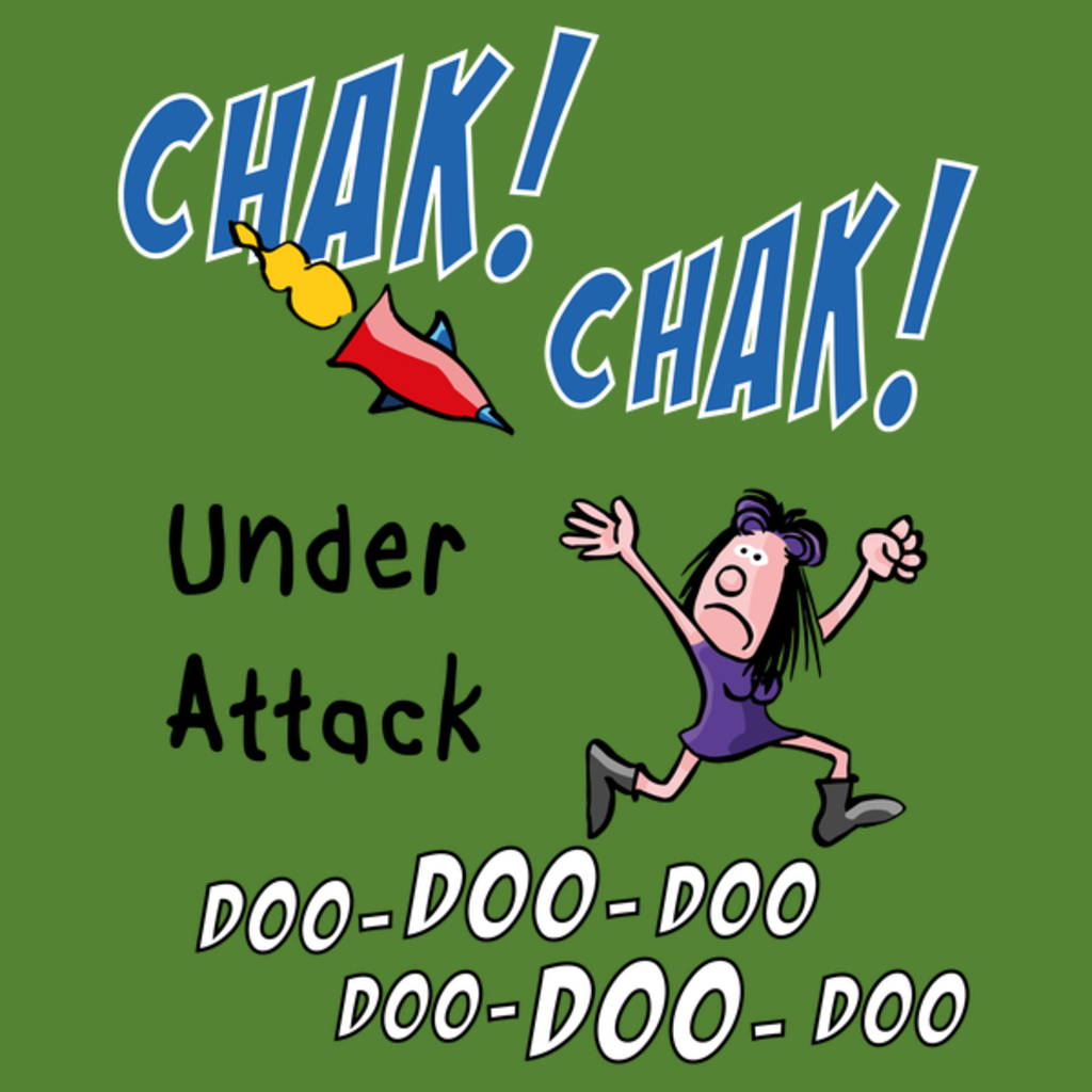 NeatoShop: Chak! Chak! --Under Attack