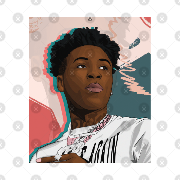 TeePublic: Never Broke Again YoungBoy