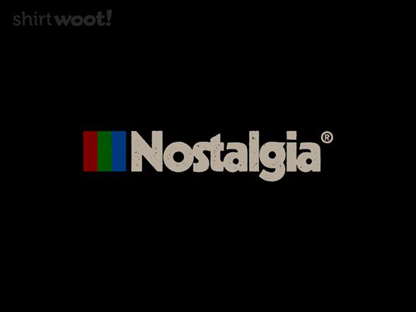 Woot!: Nostalgia
