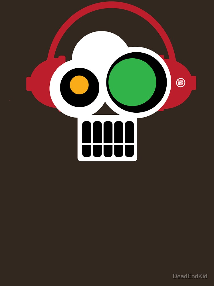 RedBubble: Dead End Kids Headphones