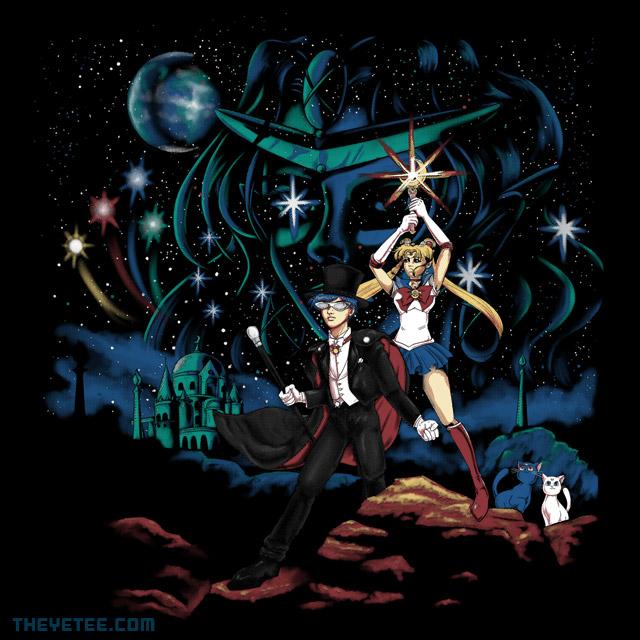 The Yetee: Moon Wars