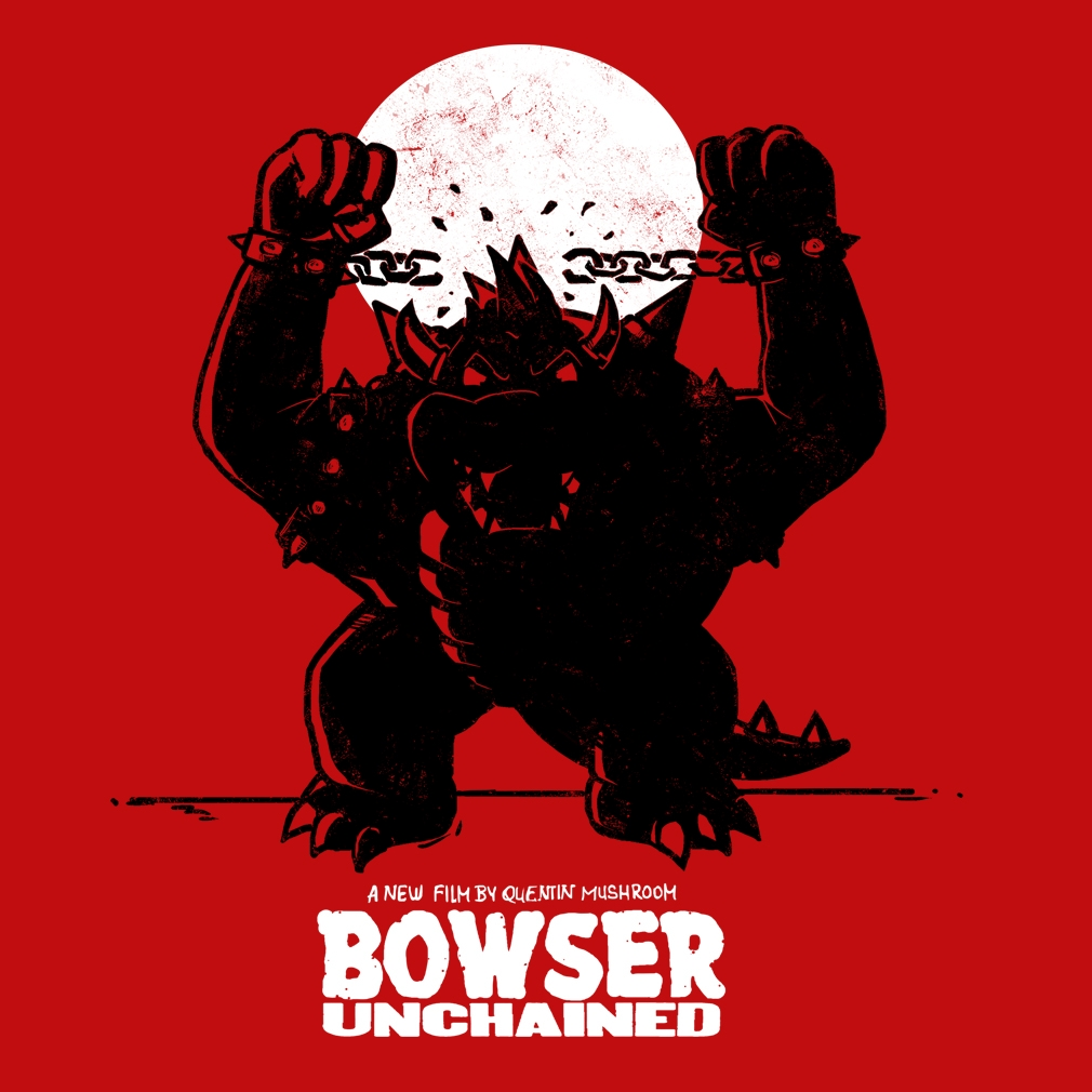 TeeTournament: Bowser Unchained