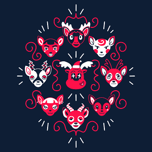 NeatoShop: Deer Crossing