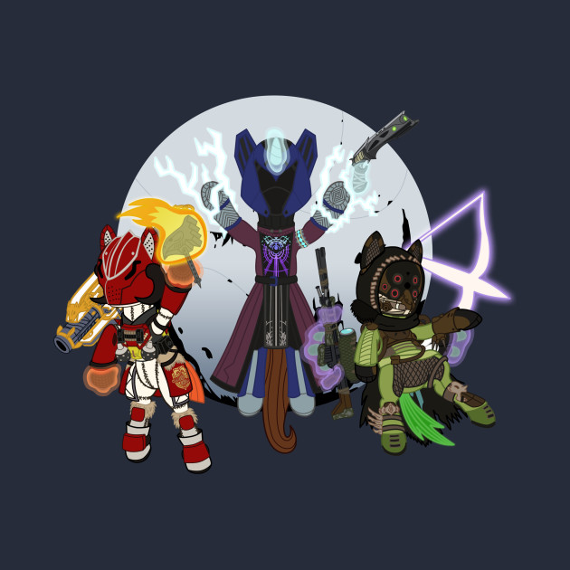 TeePublic: My Little Destiny