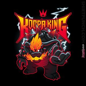ShirtPunch: Metalknight