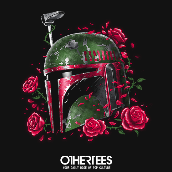 OtherTees: Phantom of the Empire Fett