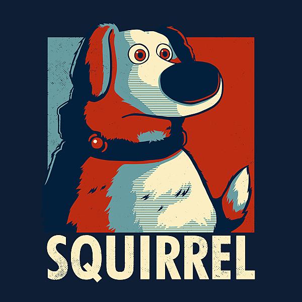 NeatoShop: SQUIRREL