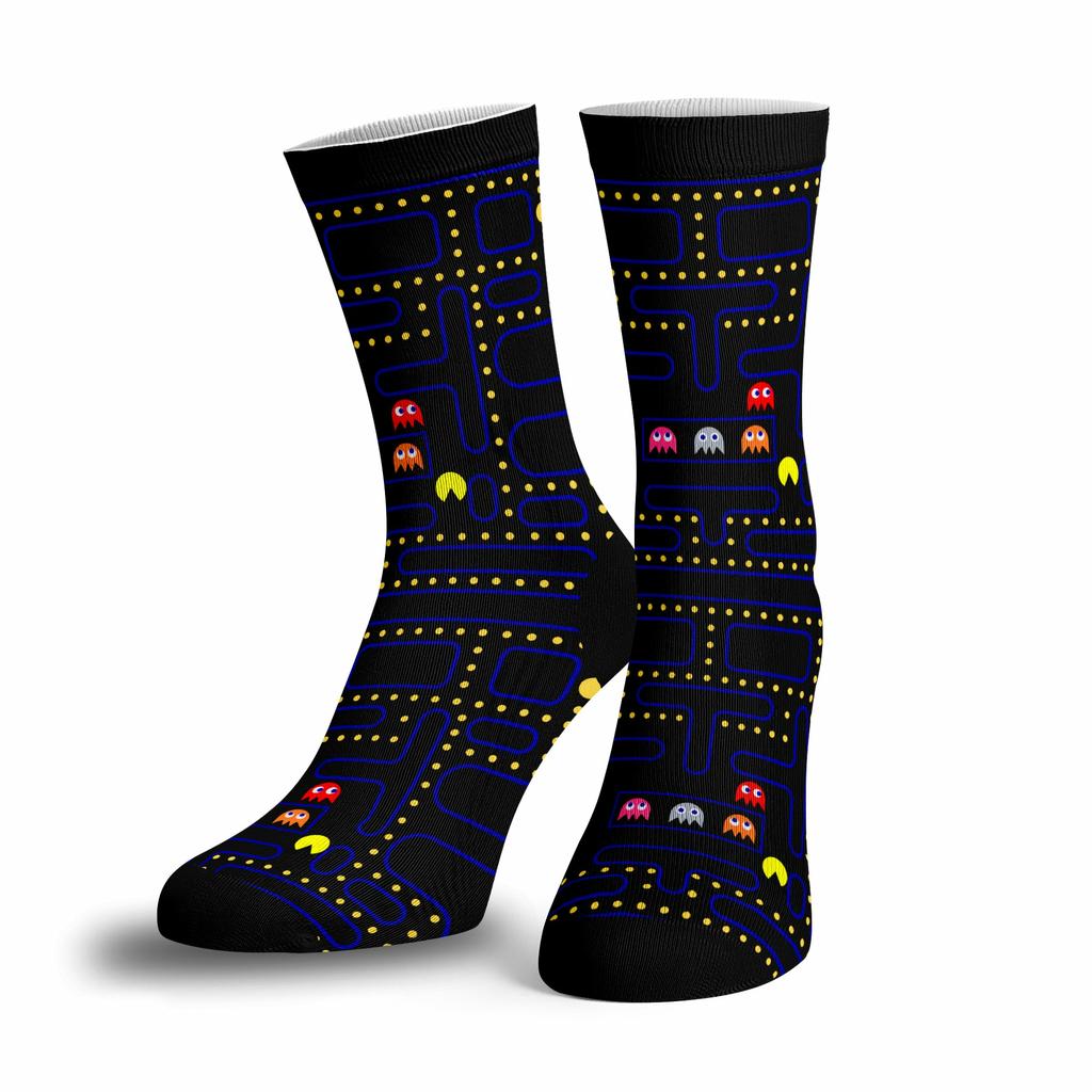 BustedTees: Packman Socks