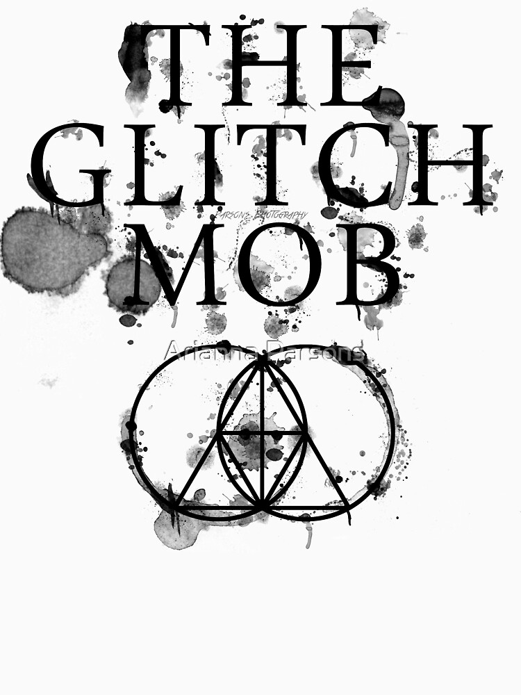 RedBubble: The Glitch Mob Inked