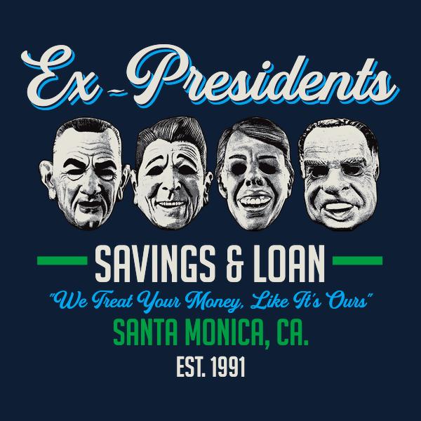 NeatoShop: Ex Presidents Savings & Loans