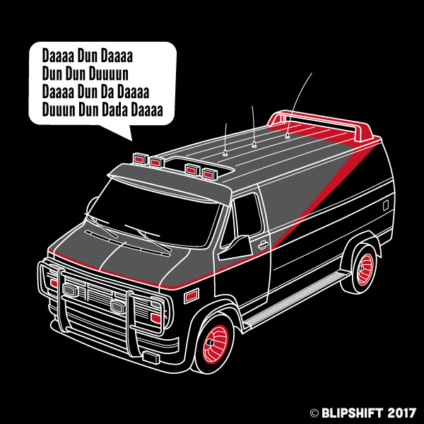 blipshift: Pity The Fool