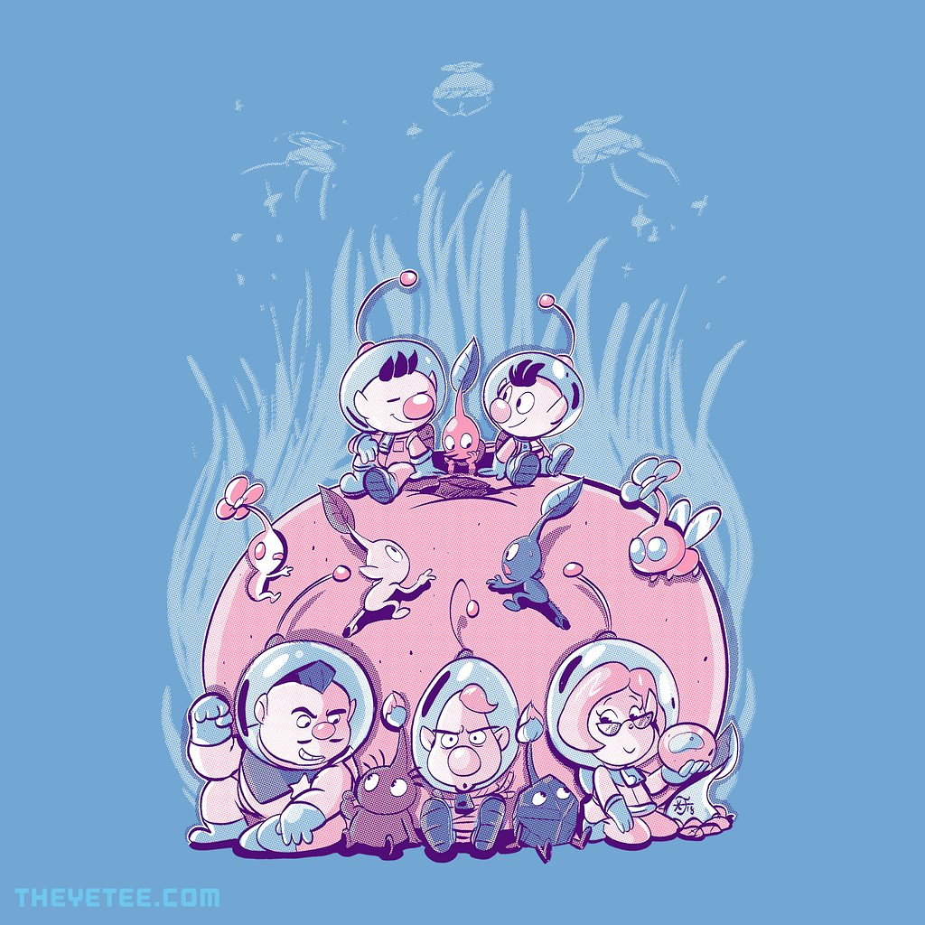 The Yetee: Upon The Citrus Lump