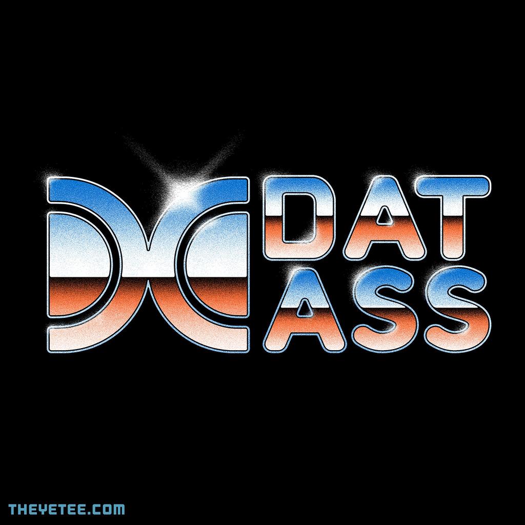 The Yetee: DAT ASS