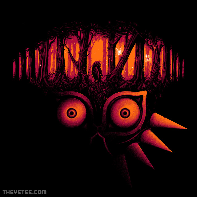 The Yetee: Mask