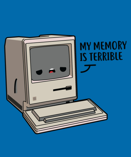 Qwertee: Oh my memory...
