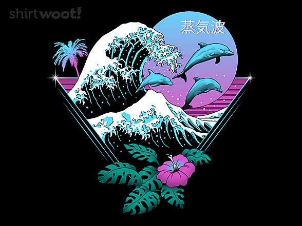 Woot!: Dolphin Waves