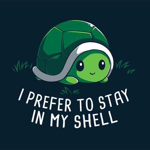 TeeTurtle: Stay In My Shell