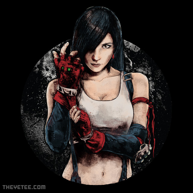 The Yetee: Lady Zero