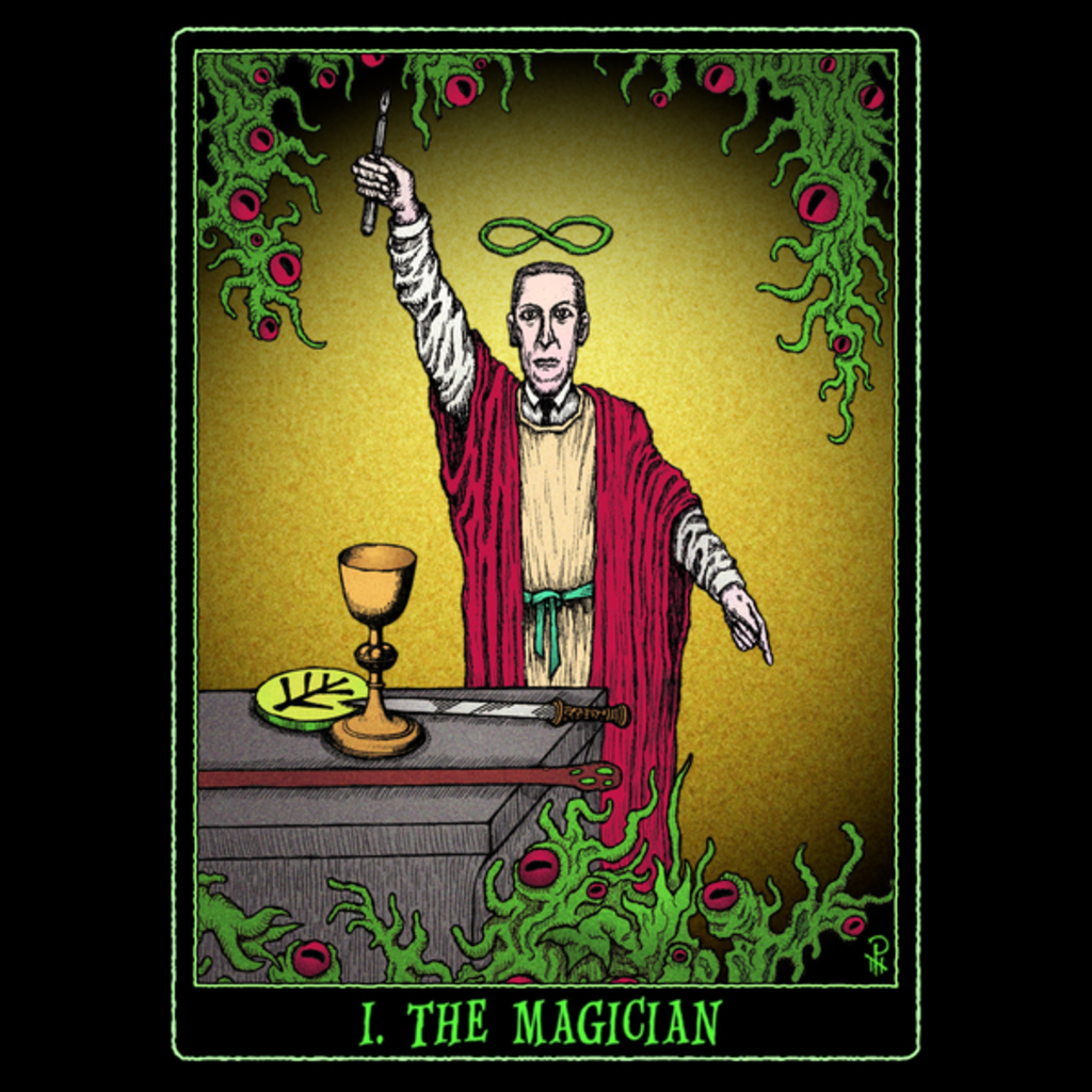NeatoShop: The Magician of Providence