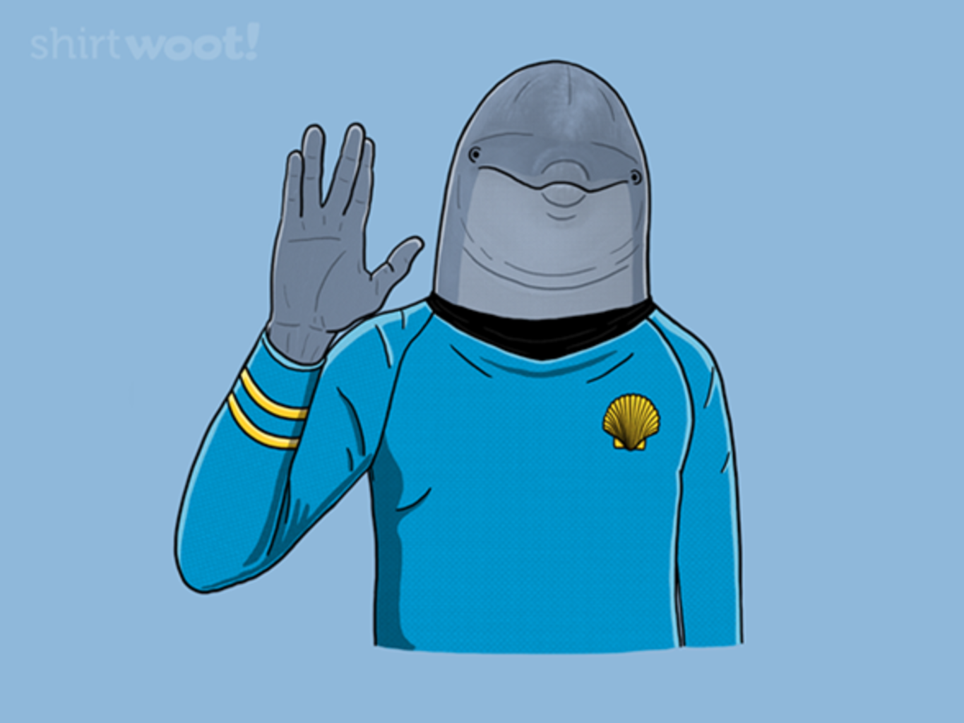 Woot!: Live Long and Porpoise