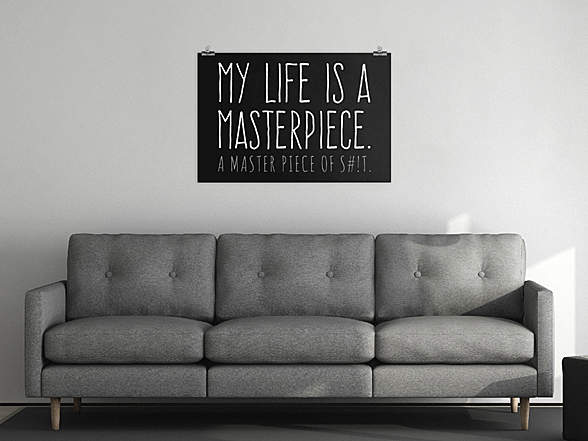 Woot!: The Masterpiece Poster