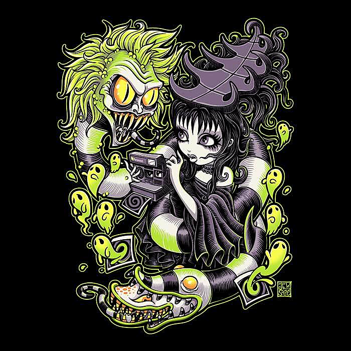 Once Upon a Tee: Strange and Unusual